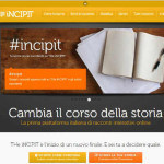 Come scrivere storie a bivi – Intervista a THe iNCIPIT