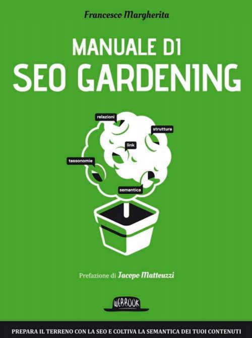 Copertina Manuale di SEO Gardening