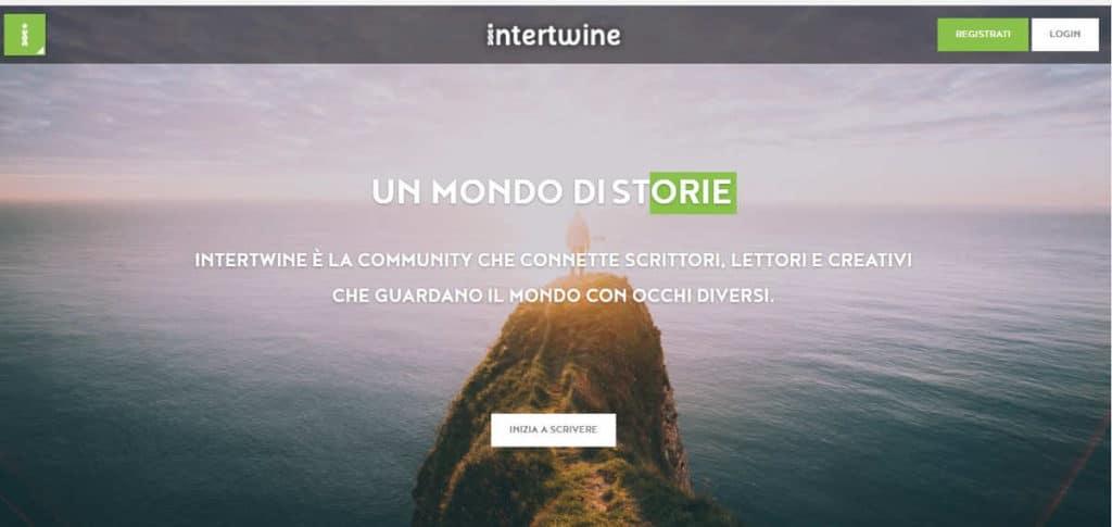 Intertwine, piattaforma collaborativa per le storie