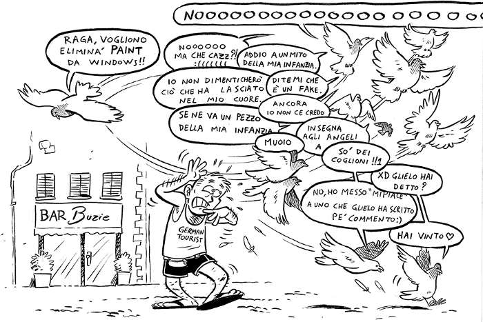 Umorismo sui social network - FIlippo Pepparelli