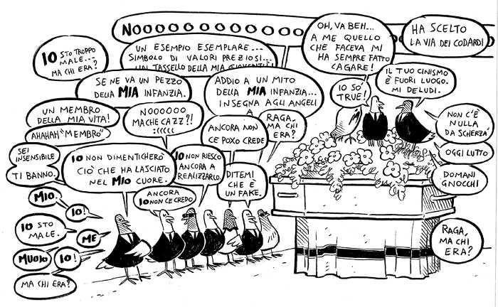 Vignette social network - Filippo Pepparelli