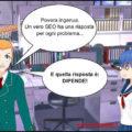 SEO Storytelling - Fumetti di SEO
