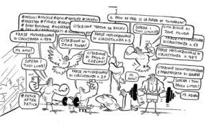 Umorismo social media- Filippo Pepparelli