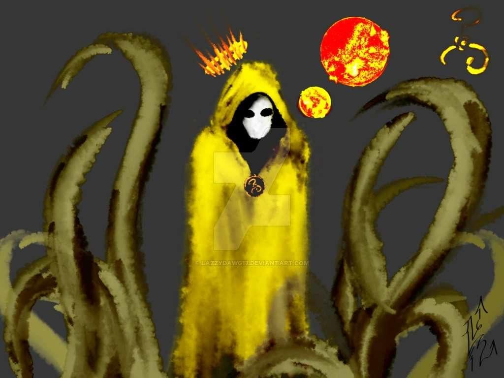 Hastur Carcosa e il Re in giallo