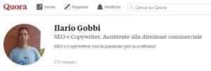 Ilario Gobbi Quora