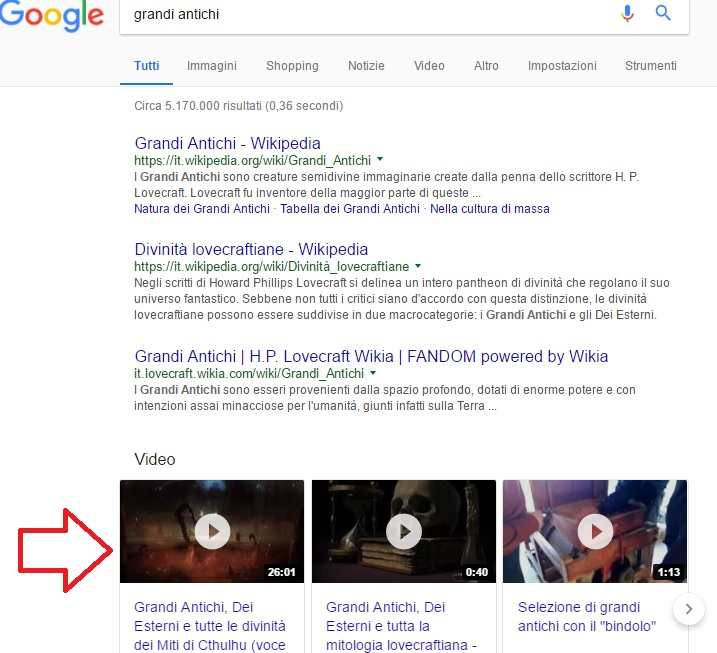 Come posizionare video su Youtube con le keyword
