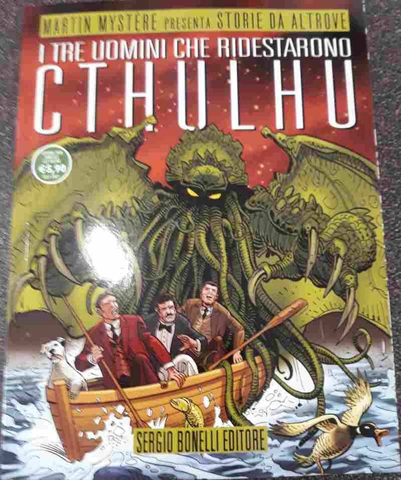I tre uomini che ridestarono Cthulhu