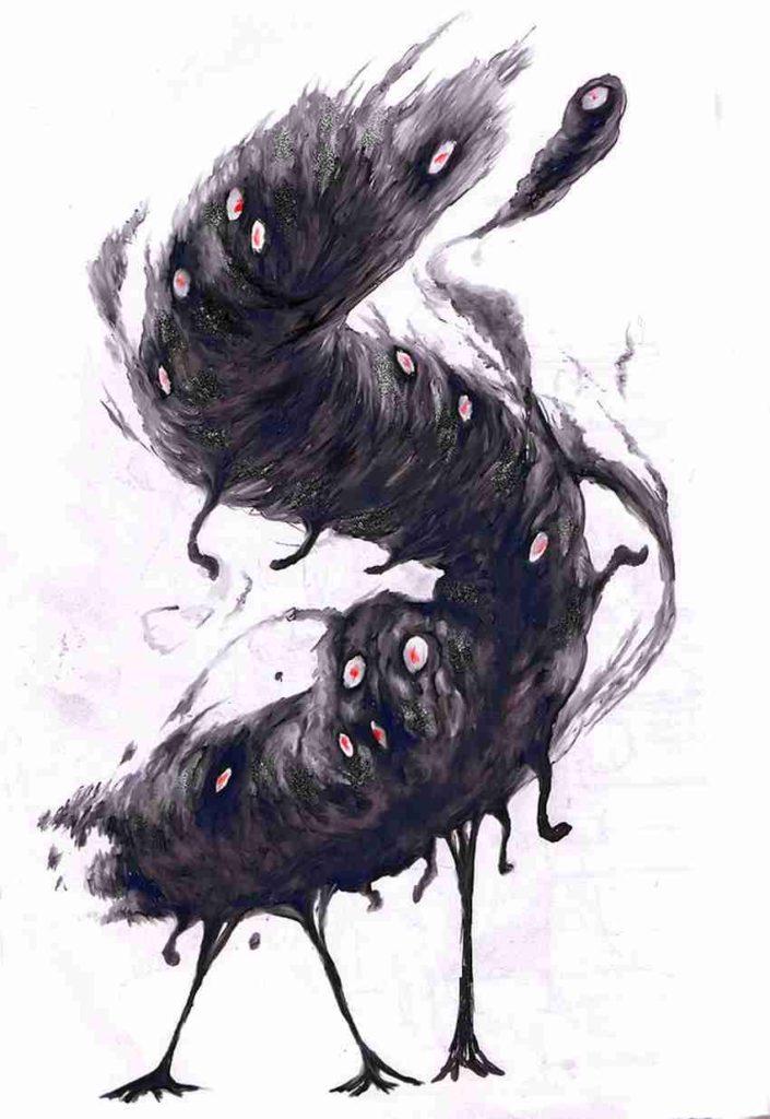 I Polipi Volanti di Lovecraft