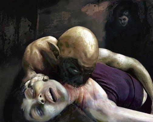 I ghoul di Lovecraft e il modello di Pickman