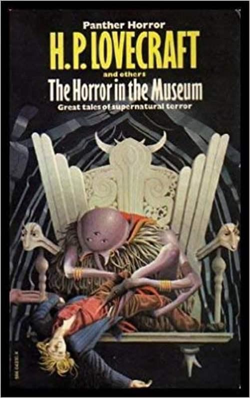 Rhan Tegoth - L'orrore nel museo Lovecraft
