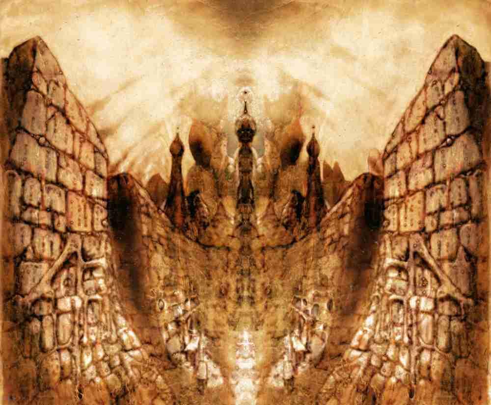 La città senza nome e le città perdute di Lovecraft