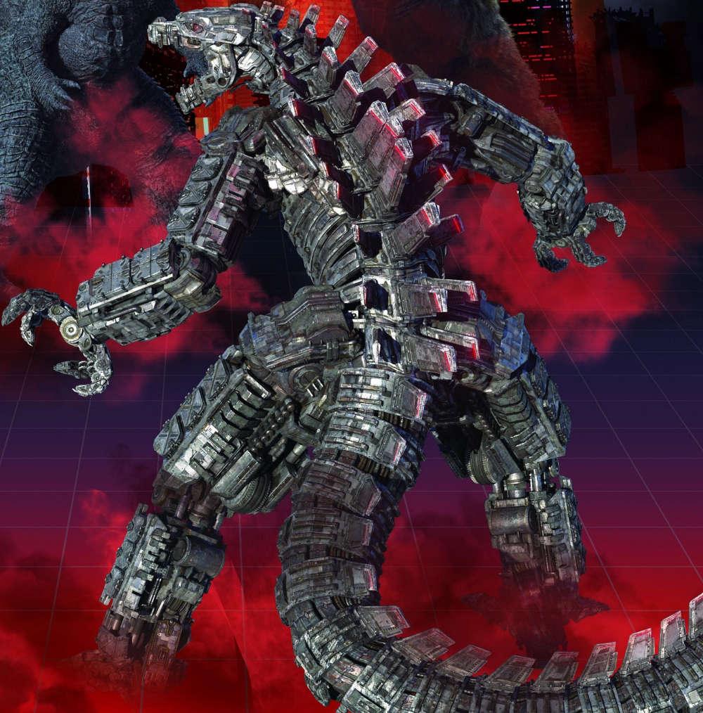 Mechagodzilla: chi è nel Monsterverse?
