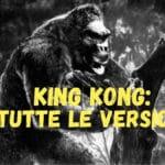 Chi è King Kong - La storia