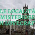 Red Hook e la Guida alle Località Misteriose di Lovecraft