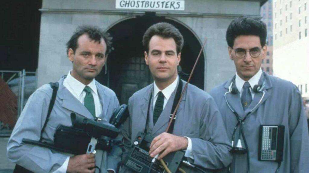 Chi sono i Ghostbusters?