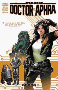 Dottoressa Aphra in Star Wars